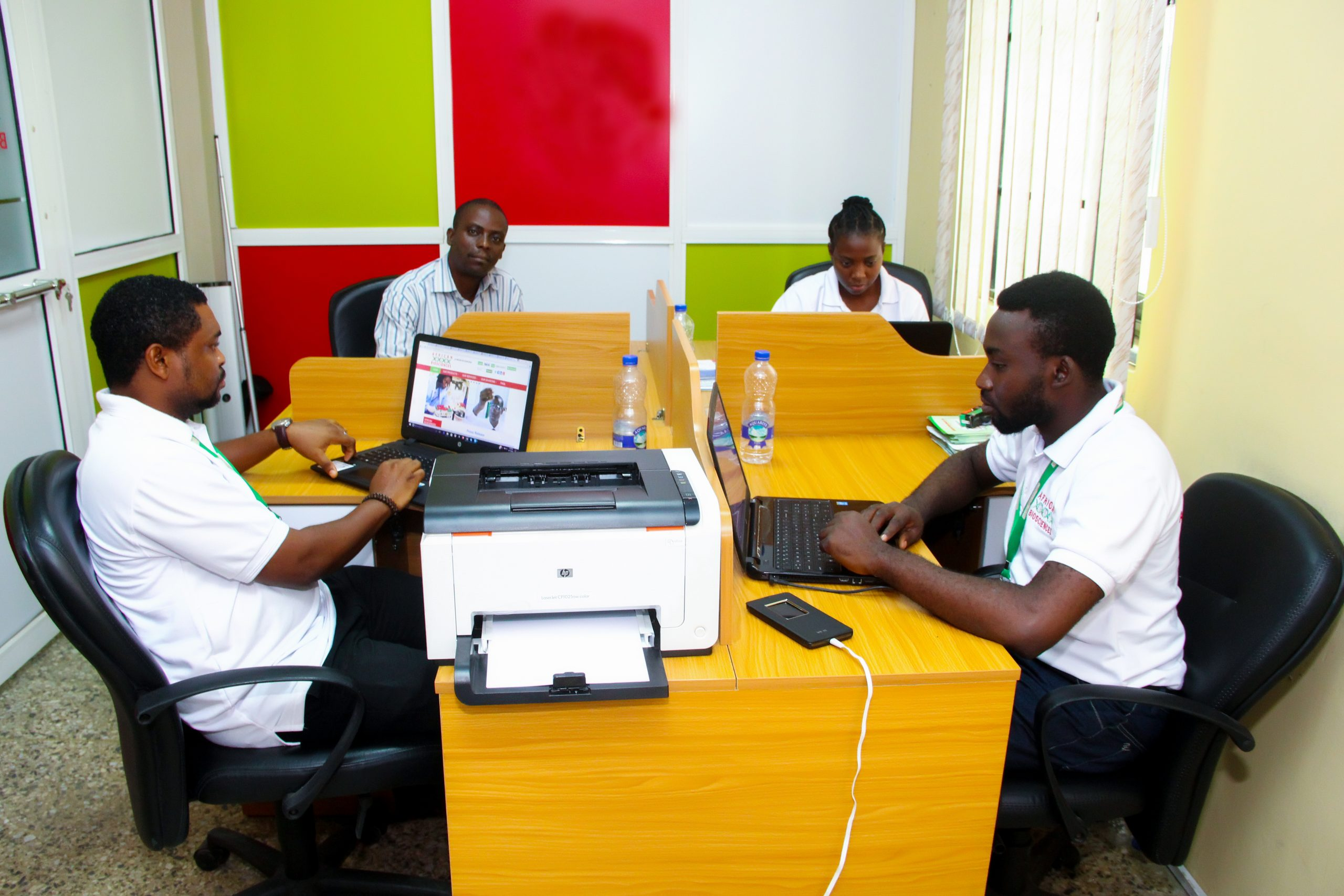 African Biosciences Project Work