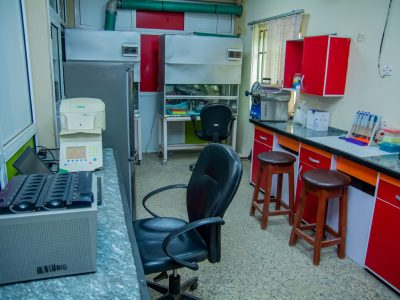 African Biosciences Covid-19 lab
